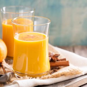 Pumpkin Pie Turmeric Smoothie